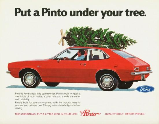 Ford Pinto Translation