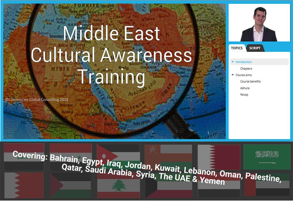 MiddleEast Online Course LMS