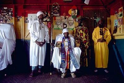 Examples List on Rastafarian