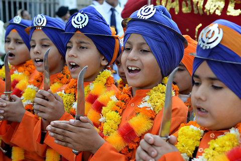 A Brief Introduction to Sikhism