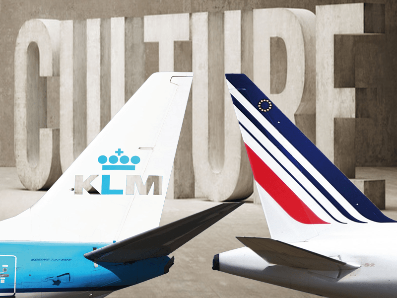 Cultural Differences Troubling Air France-KLM Merger