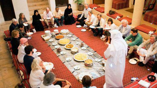 Hospitality, Food & Friendship in Arab Business Culture
