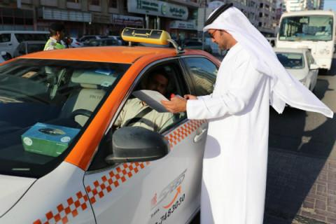 Culturally Aware Taxi Drivers Ensure Good PR for The UAE