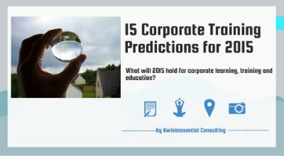 15 Corporate Training Predictions for 2021