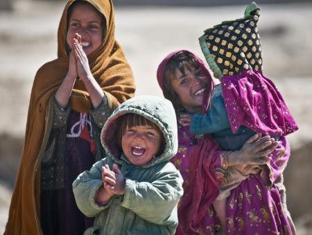 Afghan jokes on Cultural Differences