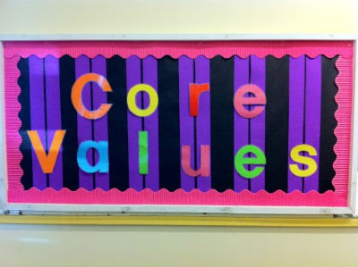 Cultural Differences in Values and the Ways We Work