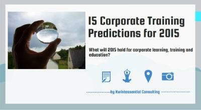 15 Corporate Training Predictions for 2015