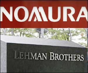 comparing companies nomura and lehman Visualizza il profilo di antoine berger  cashing in on my experience at lehman i got this  created tools improving market making quality and comparing.