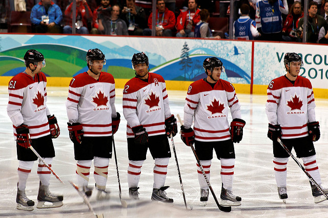 canadian culture icehockey