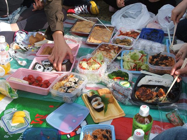 snacks japanese food